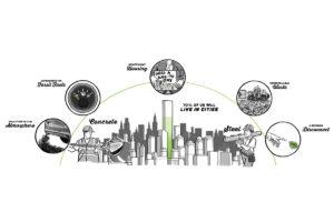 Reimagining Cities Illustration