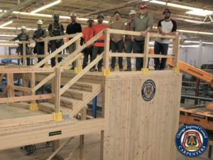 Cross-laminated Timber and mass timber products.
