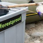 #forestproud on fishing gear