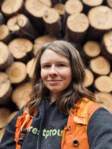 swag_selfie_woodpile_safetyvest