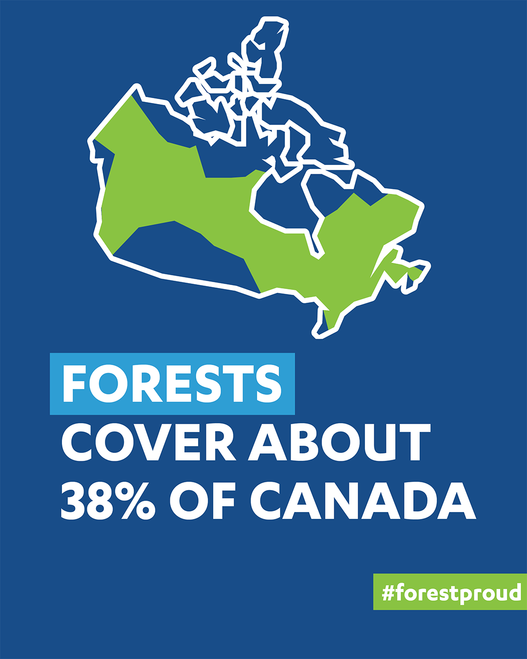 Canada Forest Cover