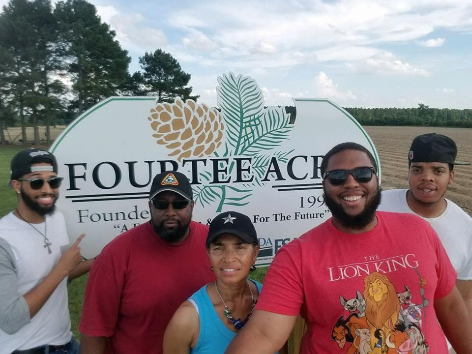 Fourtee Acres
