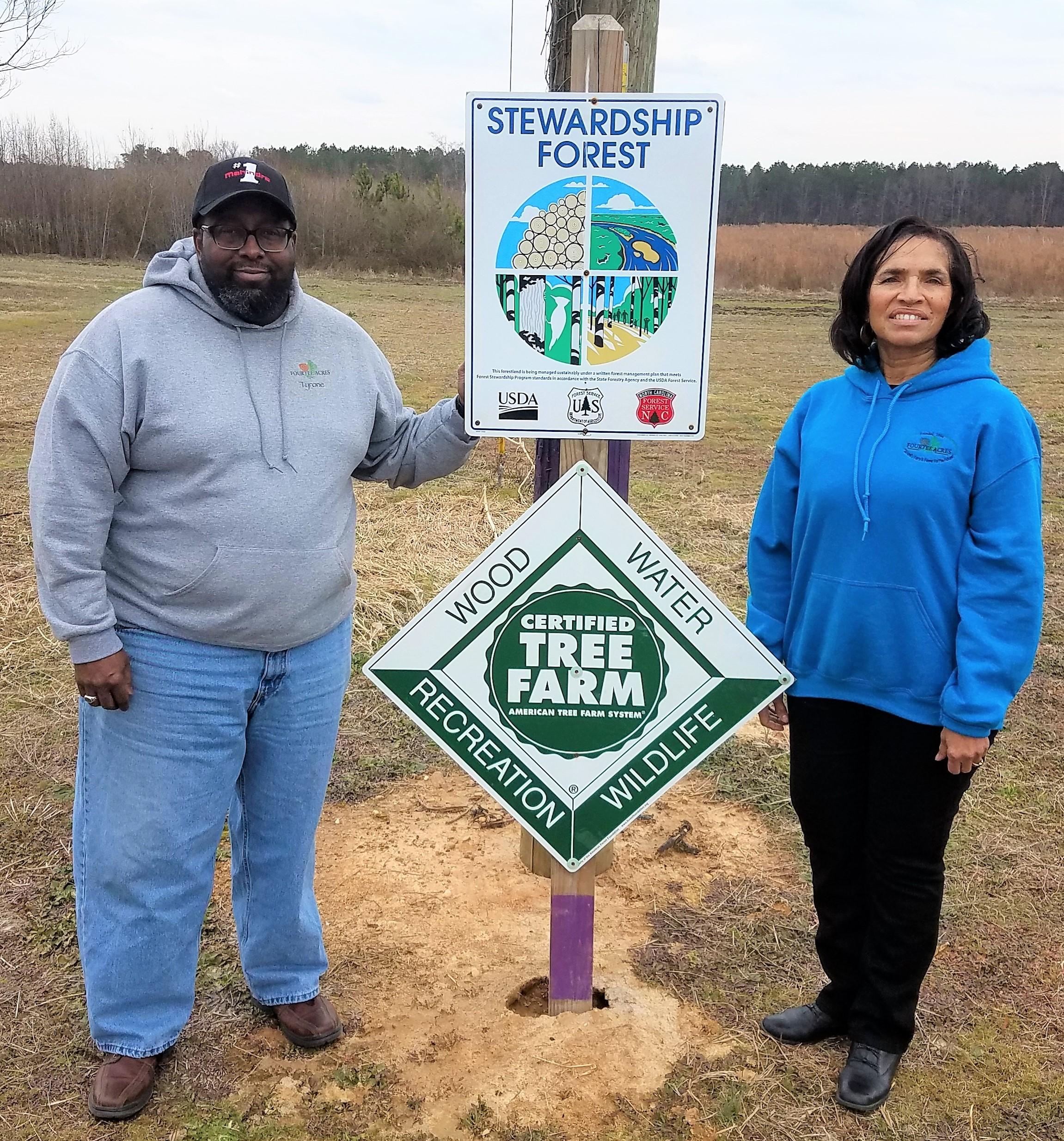 Tyrone&Edna Stewardship