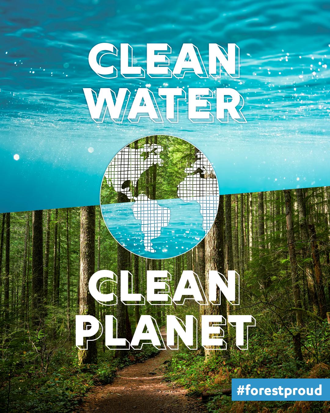 Clean Water, Clean Planet